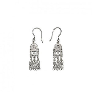 Paradise Earrings Silver