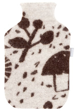 METSIKKÖ Hot Water Bottle Light Brown