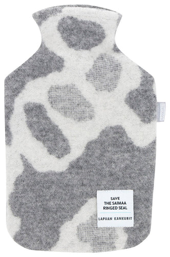 SAIMAANNORPPA Hot Water Bottle Light Grey