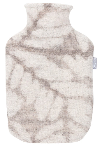 VERSO Hot Water Bottle White Beige