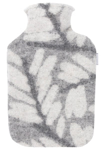 VERSO Hot Water Bottle Grey White
