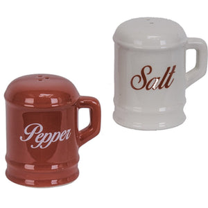 Dolomite Mug Shape Salt & Pepper Shaker