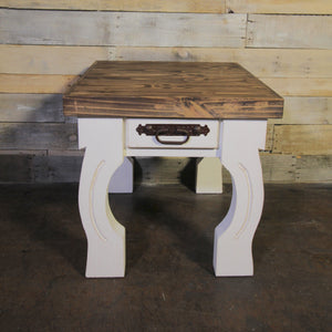 Medievel End Table