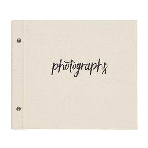 Photo Album, Bookcloth w/foil accents