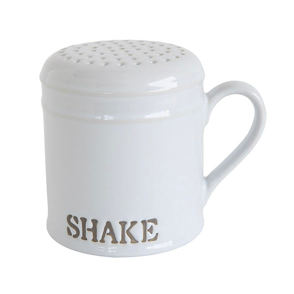 Stoneware Kitchen Shaker,