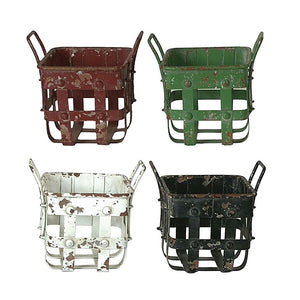 Metal Baskets w/handles