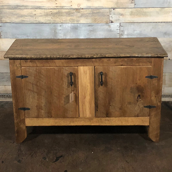 Reclaimed Barn Wood Entry Console