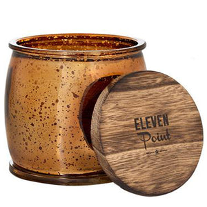 Bronze Barrel Candle-Autumn