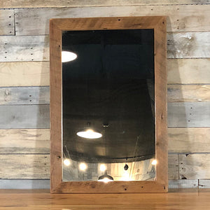 Reclaimed Barn Wood Mirrors