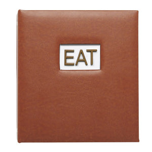 "Pocket page recipe book ""Eat"""