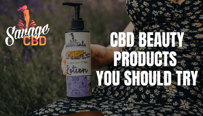 CBD Beauty Products You Should Try