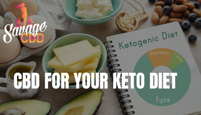 CBD For Your Keto Diet