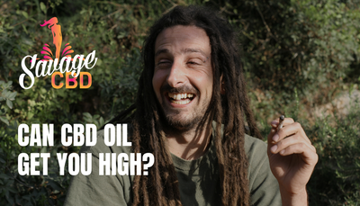 Can CBD Oil Get You High?