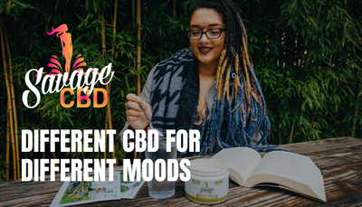 Different CBD for Different Moods