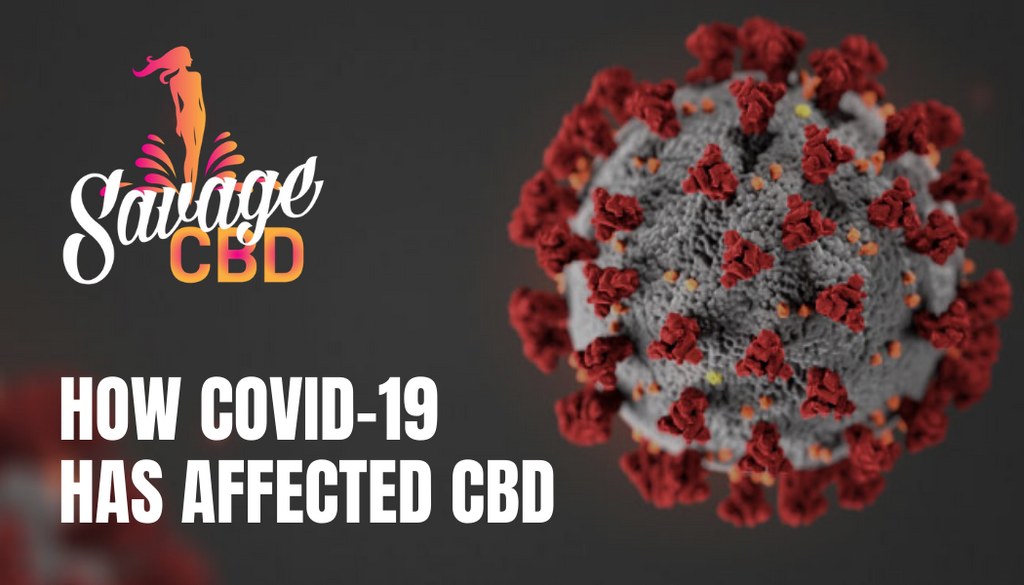 How COVID-19 Has Affected CBD