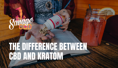 The Difference Between CBD and Kratom