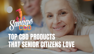 Top CBD Products That Senior Citizens Love