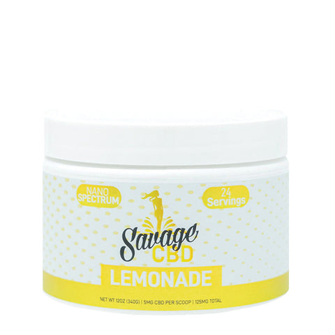 Lemonade CBD Drink Powder
