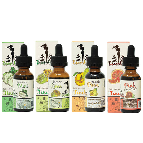 1000mg Mix & Match CBD Tincture Bundle