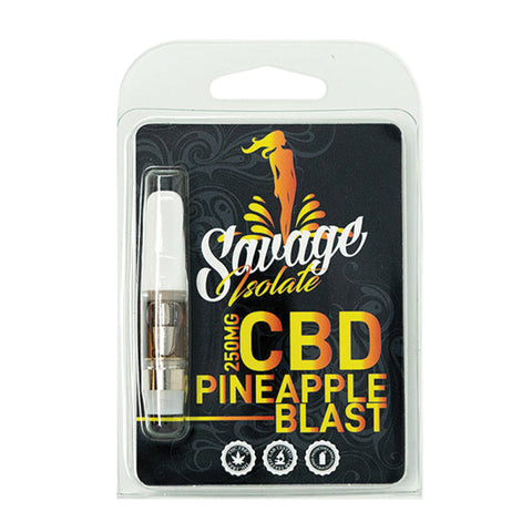 Pineapple Blast CBD Isolate Cartridge