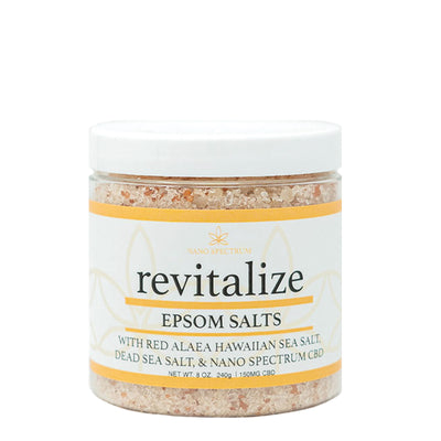 Revitalize CBD Epsom Salts