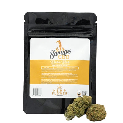 Richie Rich CBD Flower 1 Gram