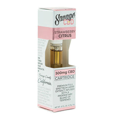 Strawberry Citrus Full Spectrum CBD Cartridge