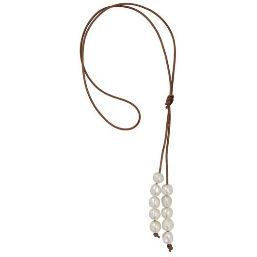 Meraki Freshwater Pearl Necklace