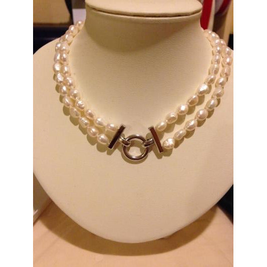 Custom Freshwater Pearl Necklace
