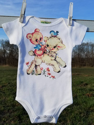 Lamb Bodysuit