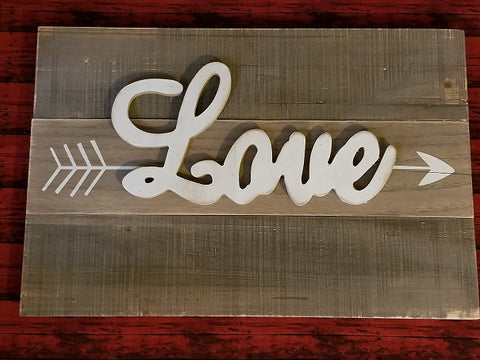 Love Wall Hanging