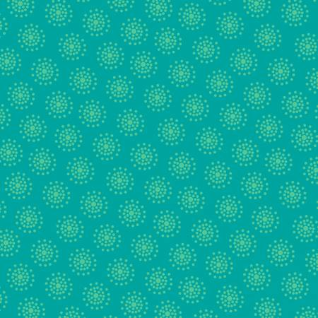 Teal Tonal Dots From Studio E By Sharla Fults