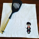 Harry Potter Dish Cloth
