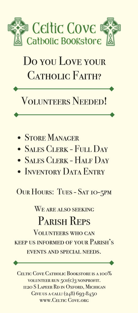 Volunteers wanted at celtic cove