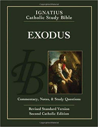 Ignatius Catholic Study Bible, Exodus, Revised Standard Version