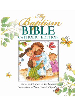 My Baptism Bible; Catholic Edition