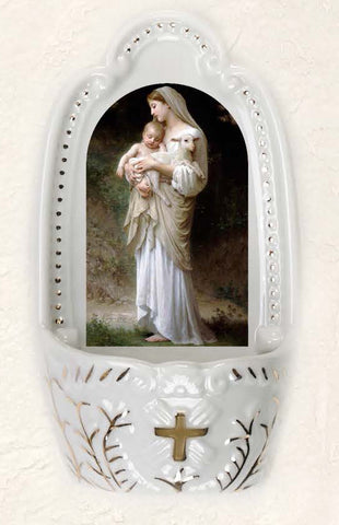 The Innocence Holy Water Font