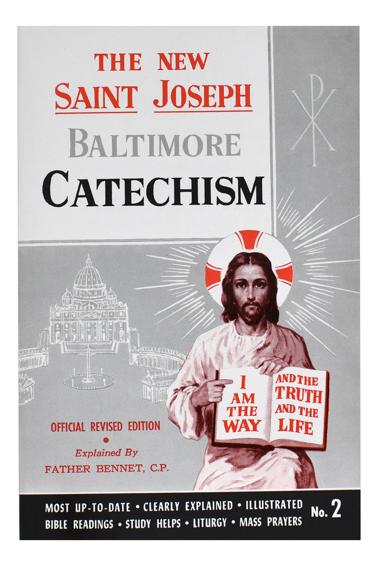 The New Saint Joseph Baltimore Catechism No 2