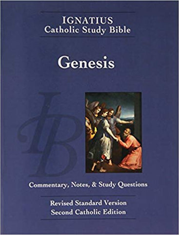 Ignatius Catholic Study Bible, Genesis