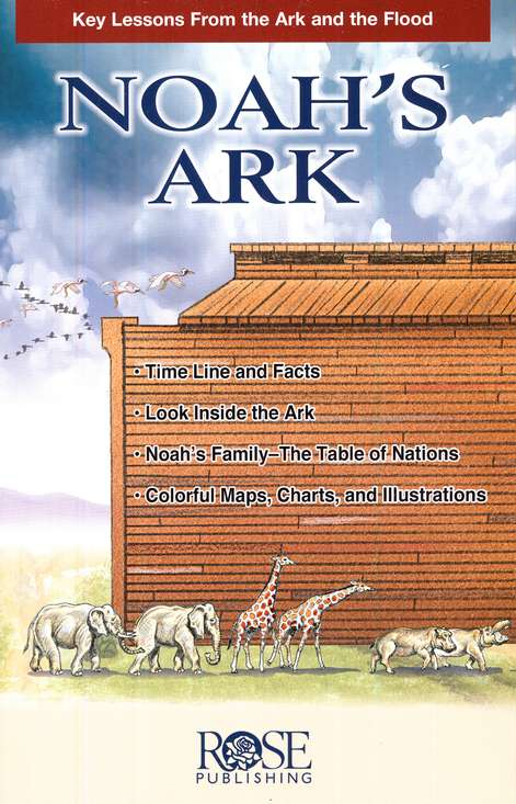 Noah's Ark Time Line and Facts