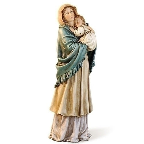 "9.25"" MADONNA OF THE STREETS STATUE"