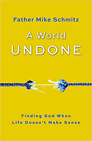 A World Undone - Finding God When Life Doesn't Make Sense