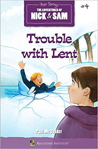 Trouble with Lent book