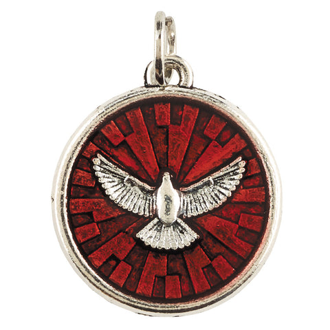 Come Holy Spirit Confirmation Medal
