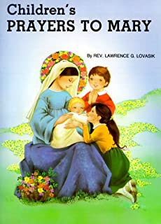 Children's Prayer to Mary