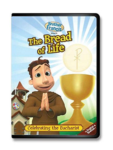 Brother Francis / The Bread of Life / celebrating the Eucharist / DVD