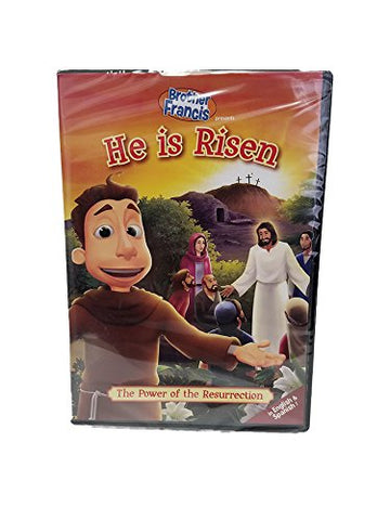 Brother Francis / He is Risen/ The Power of the Resurrection DVD