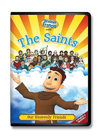 Brother Francis / The Saints / Our Heavenly Friends / DVD