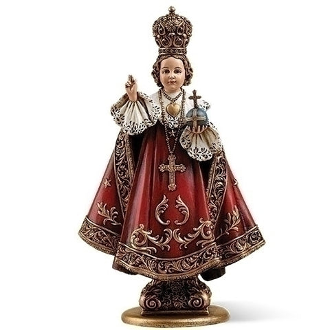 "6"" INFANT OF PRAGUE FIGURE RENAISSANCE COLLECTION"