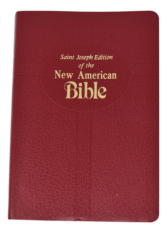St. Joseph NABRE Bible, Gift Edition, Medium size